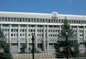 Правительство присягнуло в Жогорку Кенеше в присутствии Алмазбека Атамбаева