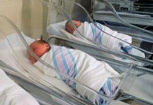 31 октября 2011 года в Кыргызстане поздравят семь первых новорожденных