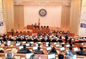 Депутат «Ата-Журта»  попросил спикера решить вопрос с выбором разговорного языка в парламенте