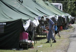 Управление Верховного комиссара ООН передало Кыргызстану 194 палатки