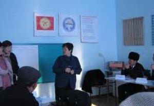 В Кыргызстане все населенные пункты перешли на принцип МСУ