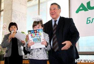 В Бишкеке выбрали юных авторов лучших писем Деду Морозу