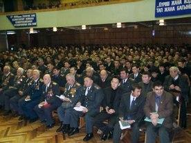 В Бишкеке проходит заседание коллегии МВД