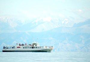 За 2011 год ГПП «Иссык-Кульское пароходство» заработало более 2-х миллионов сомов