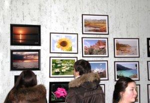 В музее ИЗО открыта выставка учеников Виктора Полынского