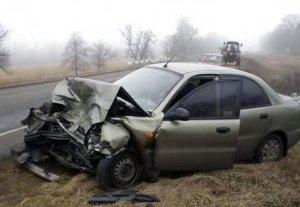 За два последних месяца в Бишкеке произошло 182 аварии