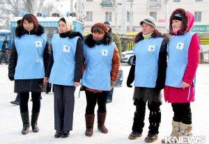 На крупных рынках Бишкека началась неделя бесплатного профмедосмотра