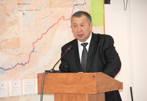 Кубатбек Боронов: В Кыргызстане сохраняется угроза схода снежных лавин