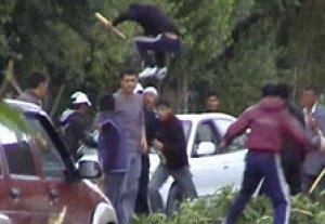 Замакима Араванского района: Беспорядки в поселке спровоцированы местными водителями