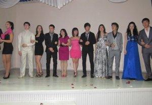 В Кыргызской государственной юридической академии выбрали «Самую лучшую пару»