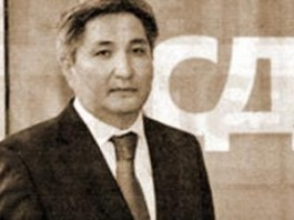 Отунбаев Болот Исакович
