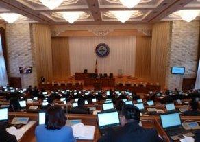В Жогорку Кенеше избрали заместителей глав профильных комитетов