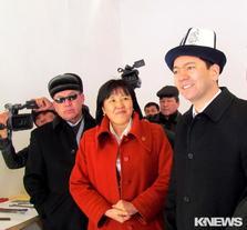 Рабочий визит Омурбека Бабанова в Ошскую область