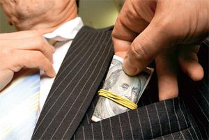 С начала года возбуждено 20 уголовных дел, связанных с коррупцией