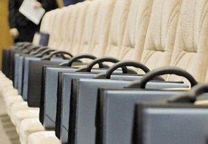В мэрии Бишкека будет сокращен штат сотрудников и количество служебных автомобилей