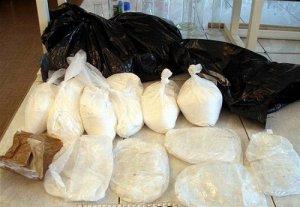 В Кыргызстане в 2011 году было раскрыто почти 2 тысячи наркопреступлений, изъято почти 18 тонн наркотиков