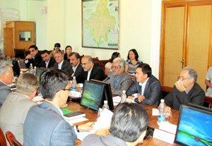 Иса Омуркулов: Мэрия Бишкека будет перенимать опыт Тегерана по улучшению инфраструктуры