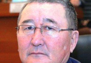 Омурбеков Курманбек Касымбекович