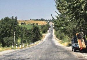 На следующей неделе в столице начнется укладка асфальта на дорогах у Ошского рынка