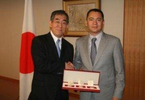 Япония готова помогать Кыргызстану в сферах энергетики, туризма и сельского хозяйства