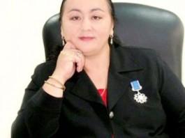 Сейдахметова Эльмира Мусуратбековна