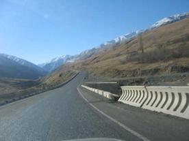 В Джалал-Абадской области произошло ДТП, с участием 8 человек