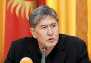 Алмазбек Атамбаев: «Необходимо исключить незаконные поборы с предпринимателей»