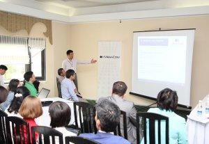 Компания MegaCom презентовала проект «Mega Билим» на конференции ИКТ