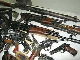 МВД фиксировало покупку оружия узбеками Ошской области в 2008-2010 годах