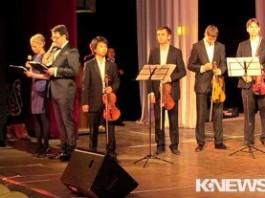 В Бишкеке проходит благотворительный концерт для помощи онкобольным детям