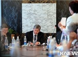 Алмазбек Атамбаев принял участие в поминальных мероприятиях и открытии новых объектов в Оше