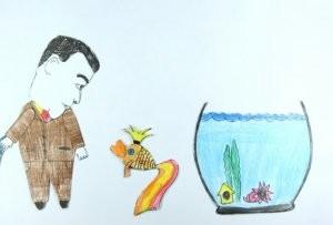 Мультфильм «Золотая рыбка»