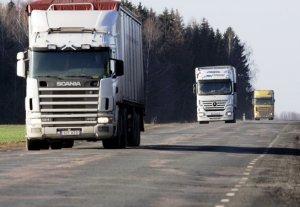 В Кыргызстане ужесточены меры для автоперевозчиков больших грузов