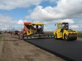 Автодорога Бишкек-Нарын-Торугарт на 30 % отремонтирована