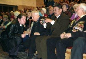 Партия пенсионеров выдвинула свои требования властям страны