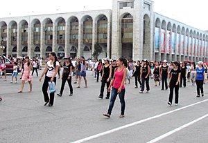 Отмечать 20-летие независимости в Бишкеке будут 2 дня (Расписание мероприятий)