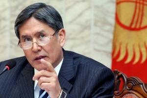 Алмазбек Атамбаев: «Мы делаем так, чтобы реальный сектор экономики заработал»
