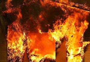 В Кыргызстане 28 августа произошло 7 пожаров