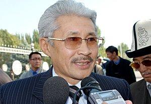 Турсунбек Акун: «Власти должны вернуть кыргызстанцам потерянный выходной за Орозо айт»