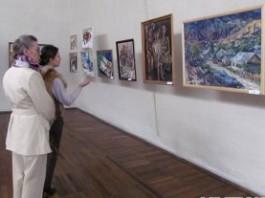 В Бишкеке открылась выставка женщин – художников