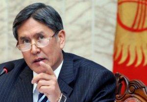 «Фонд Прогресса»: «Алмазбек Атамбаев хочет изменить Конституцию, чтобы усилить статус президента в случае его избрания на этот пост»