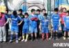 В Бишкеке проходит 13-й Международный турнир по футболу