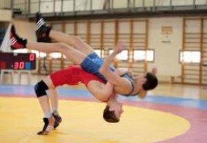 Сборная по греко-римской борьбе из Кыргызстана заняла первое общекомандное место на Первенстве Азии среди кадетов