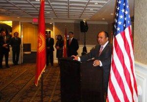 Кыргызстанцы в Вашингтоне и ОАЭ отметили 20-летний юбилей независимости Кыргызстана