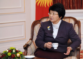 Роза Отунбаева назначила нового заместителя главы ГКНБ