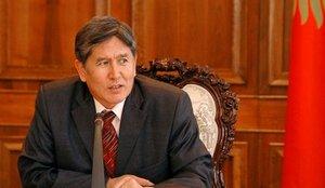 Алмазбек Атамбаев обещает посетить все новостройки Бишкека до выборов