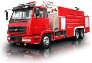 В аэропорте «Манас» появились новые противопожарные машины стоимостью в миллион долларов