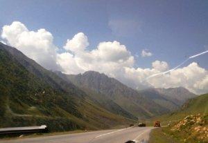 В результате аварии на трассе Бишкек-Ош погибли 4 человека
