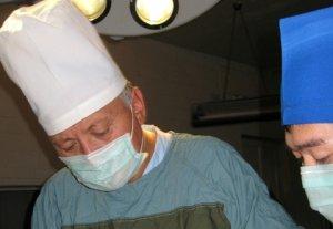 Прославленный хирург Рахатбек Оморов отмечает свой 60-летний юбилей