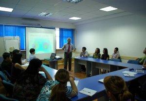 Делегация Сингапурского колледжа посетила Университет Центральной Азии в Кыргызстане